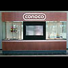 conoco display case - enron field